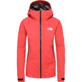 The North Face Impendor FutureLight Chaqueta Mujer, cayenne red